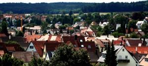 Schwaben, wie man es sich in den Metropolen so vorstellt: Ulm-Söflingen.