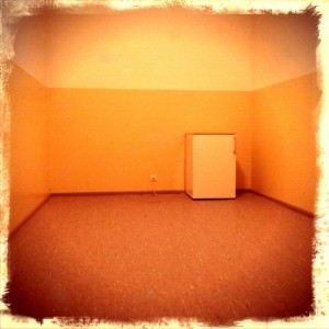 "Trübsinn, isoliert: ""The Charmer"" von Fort, MIxed Media, 2012."