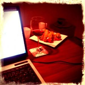Da kann die Selbstinszenierung noch so glamourös daherkommen: Blogging ist einfach over.